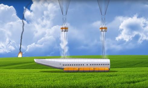 可弹射客舱的飞机不怕坠毁-希望zz