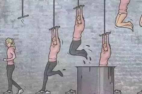 一张张令人深思的插画,看懂的人都震惊了!-希望种子