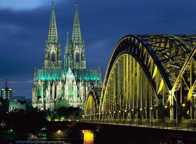 欧洲各国标志性建筑 最后一个造型好奇葩!-希望zz